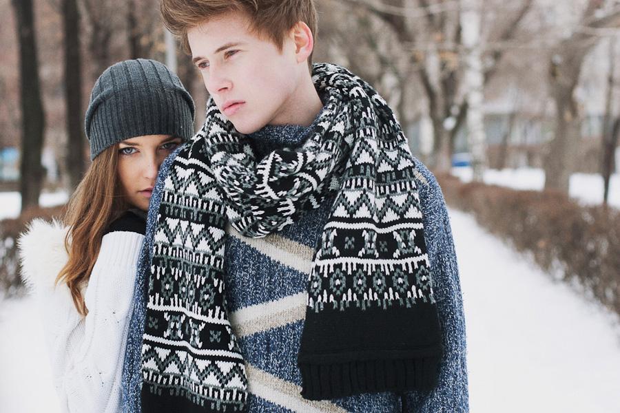История любви Виктории и Сергея