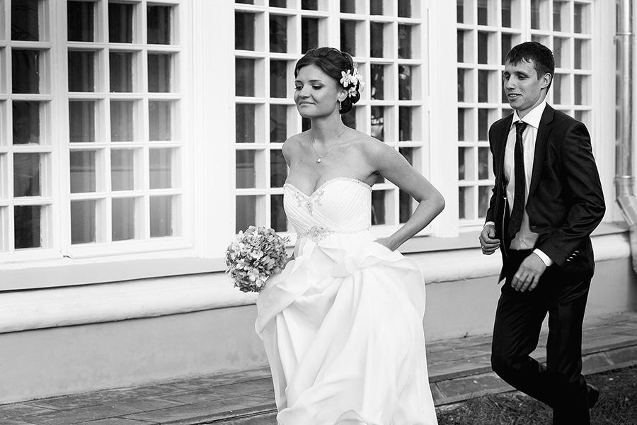 Прогулка на свадьбу