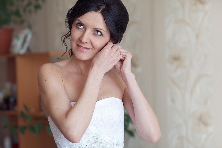 Сборы невесты Ольги