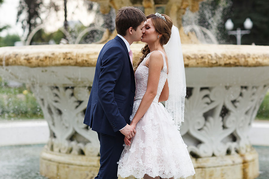 Свадьба в Нескучном саду