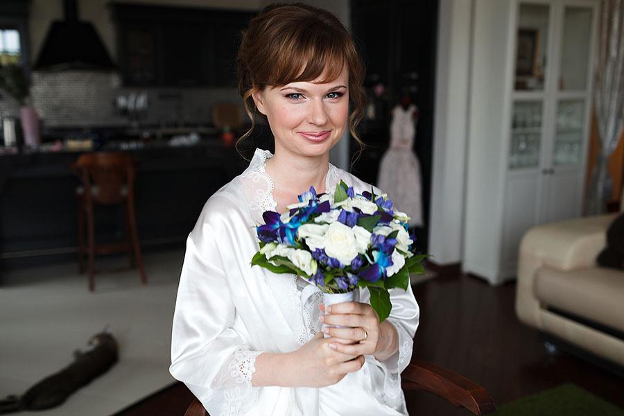 Невеста Анна ждёт жениха