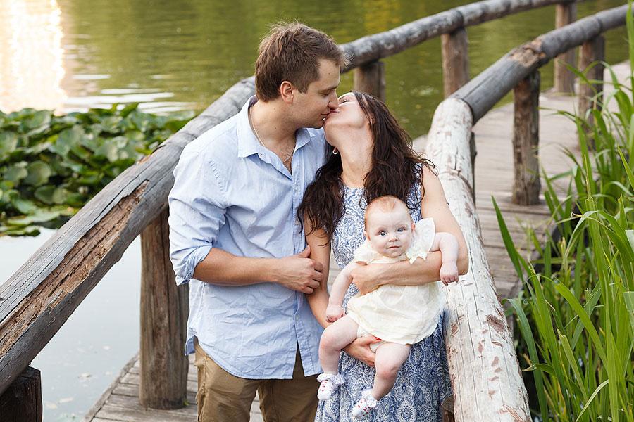 Семейная фотосессия в Воронцовском парке