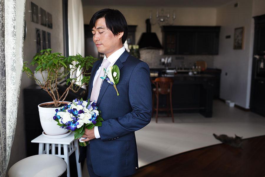 Жених ждёт невесту-красавицу