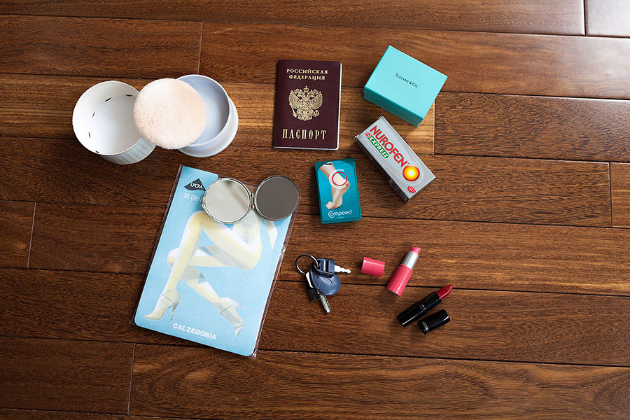 Что взять с собой в свадебной сумочке