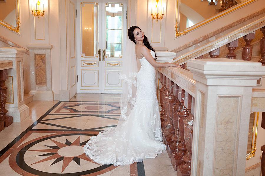 Свадьба в Екатериновском дворце
