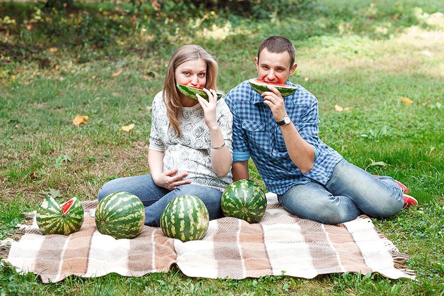 Семейная фотосессия в Коломенском