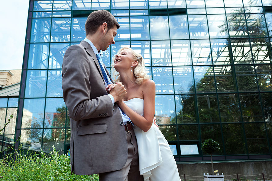 Свадьба Виталия и Людмилы