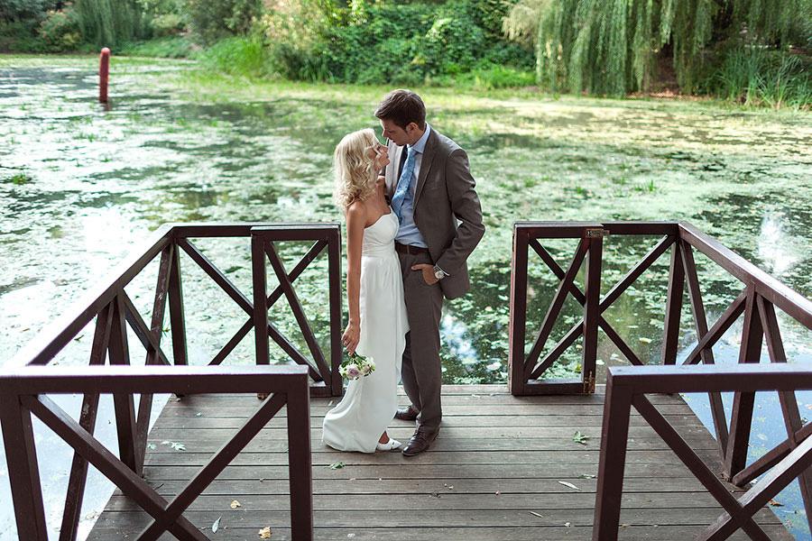 мостик, свадьба
