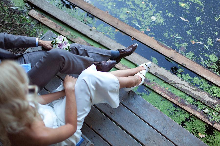 Свадебные женские и мужские туфли