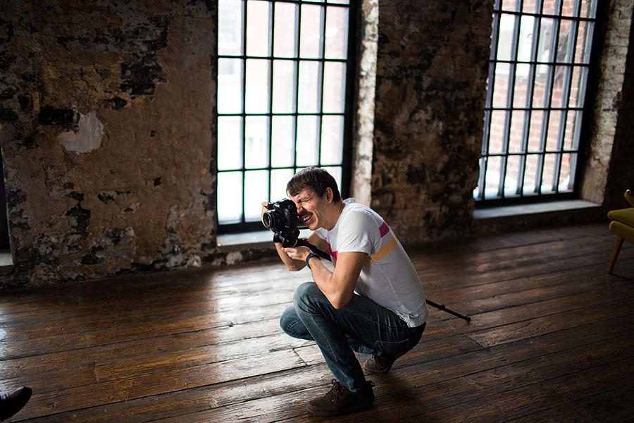 Видеооператор-Алексей
