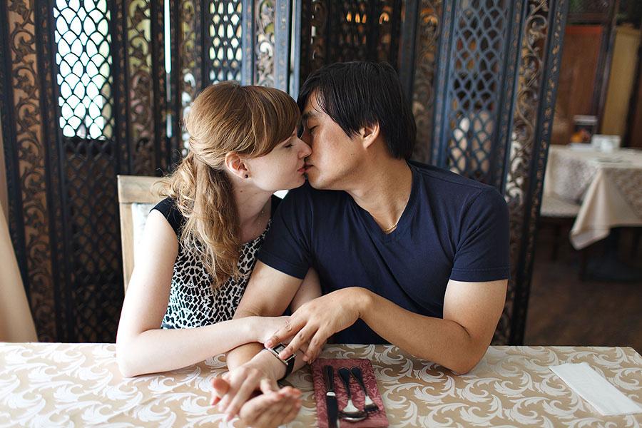 История любви в ресторане Неглинный верх