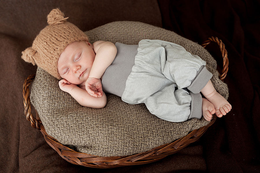 Фотосессия малыша