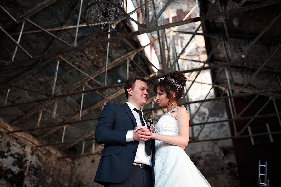 Свадьба Артёма и Натальи